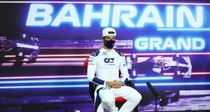 GP d'Emilie Romagne de F1 : la réaction en vidéo de Pierre Gasly après la course