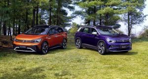 Volkswagen ID.6 (2021) : un nouveau grand SUV électrique, mais pas pour l'Europe