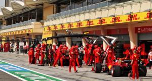 GP d'Emilie Romagne de F1, Leclerc et Sainz : la réaction des pilotes Ferrari après la course
