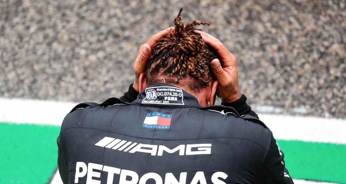 GP d'Emilie Romagne de F1 : la marche arrière de Sir Lewis Hamilton respecte le règlement