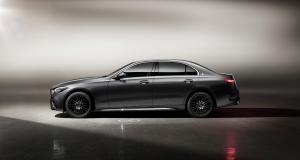 Mercedes : la version longue de la nouvelle Classe C présentée à Shanghai