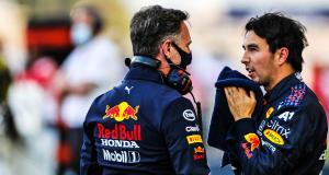 GP d'Emilie Romagne de F1 : Christian Horner déçu par la performance de Sergio Pérez