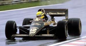 Il y a 36 ans… la première victoire d'Ayrton Senna