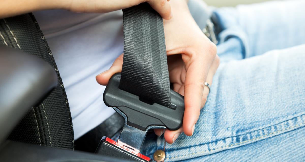 Le saviez-vous : tout le monde n'est pas obligé de mettre la ceinture de sécurité en voiture