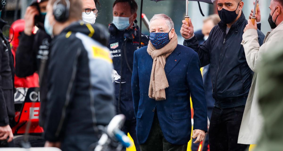 La FIA banni Luca Corberi de la compétition pendant 15 ans