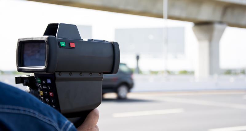 À 226 km/h et sous l'emprise de stupéfiants ce jeune conducteur peut dire adieu à la conduite