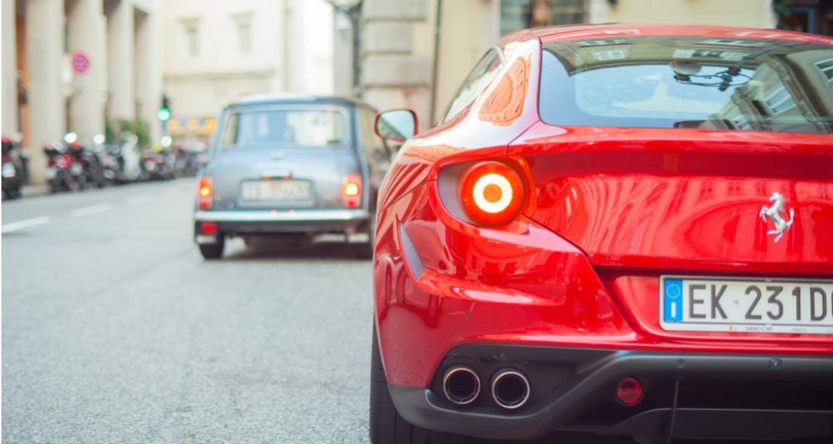 Ferrari va se mettre à l'électrique, sa première voiture sera dévoilée en 2025