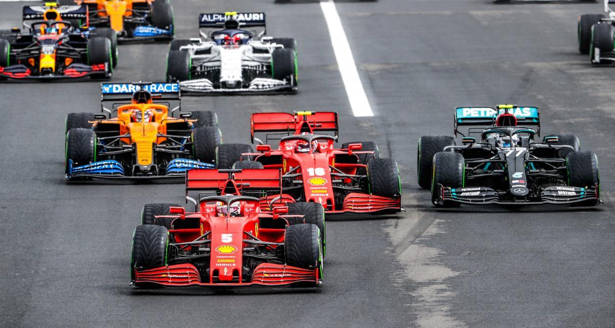 Scuderia Ferrari : un premier bilan très satisfaisant