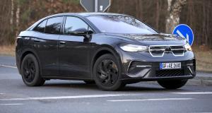 Volkswagen ID.5 (2022) : le SUV 100% électrique à toit coupé surpris à l'essai
