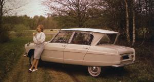 Citroën Ami 6 : la meilleure amie des Français fête ses 60 ans