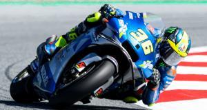 Suzuki se réengage en MotoGP jusqu'en 2026