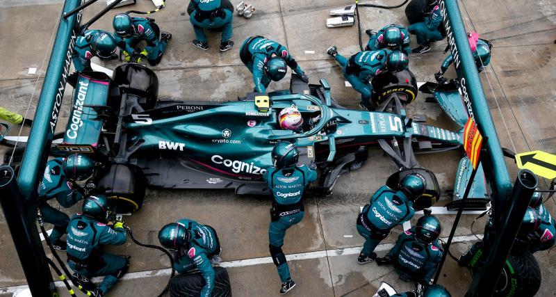 F1 : Aston Martin lance une série d'interviews à laquelle vous pouvez participer