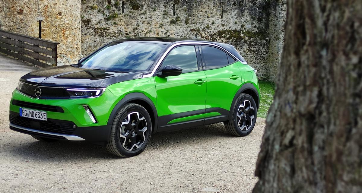 Essai du nouvel Opel Mokka-E : la vision allemande du SUV compact électrique