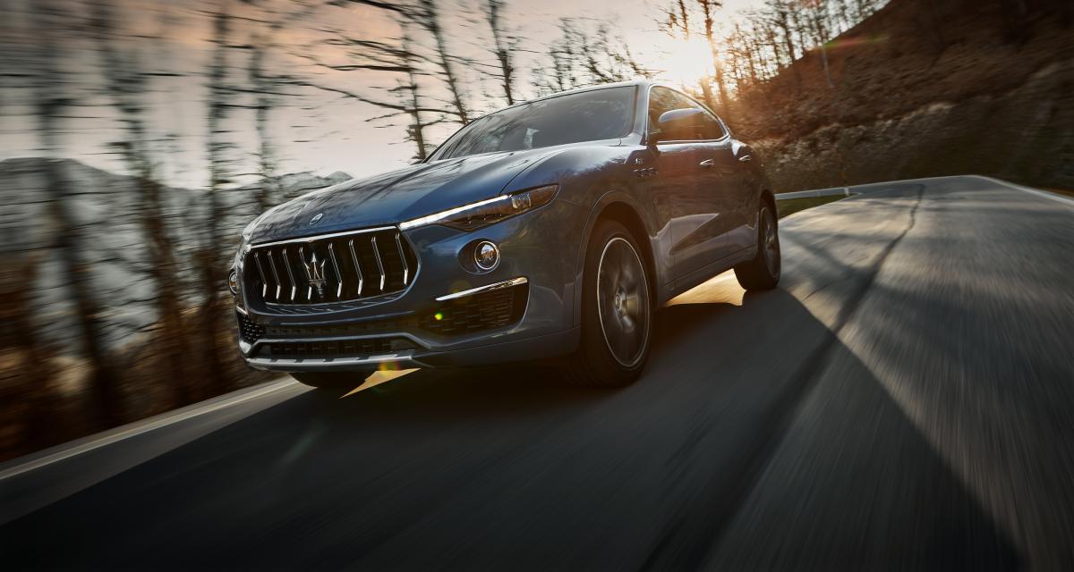 Maserati Levante Hybrid (2021) : le SUV au trident s'équipe d'un quatre cylindres électrifié