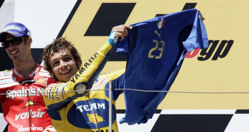 Rossi-Materazzi : l'homme le plus détesté par les sportifs français monte sur le podium