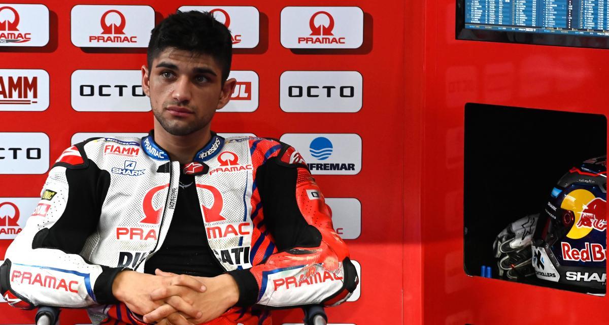 GP d'Espagne de MotoGP : Jorge Martin remplacé par Tito Rabat