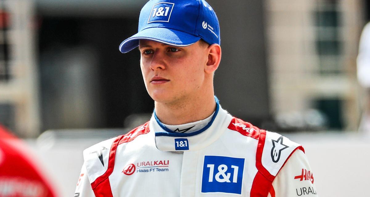 """Haas F1 Team : piloter à l'arrière est une """"torture"""" pour Mick Schumacher"""
