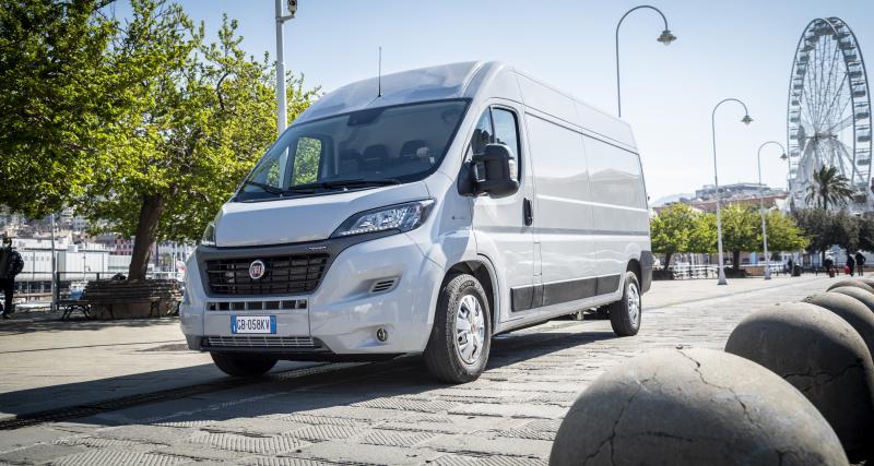 Fiat E-Ducato (2021) : l'utilitaire électrique italien à partir de 55 900 € HT