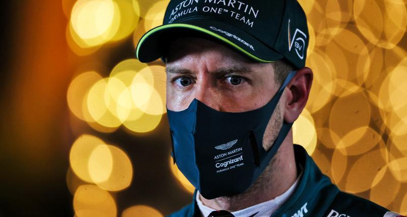 "F1 : Sebastian Vettel est ""un homme fini"" selon Jason Watt"