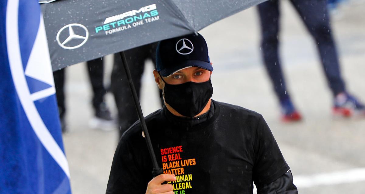 GP d'Emilie Romagne de F1 : les causes des difficultés de Valtteri Bottas