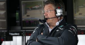 GP d'Emilie Romagne de F1 : Ross Brawn ne tient pas Russell pour responsable de l'accident avec Bottas