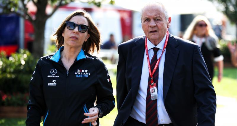 GP d'Emilie Romagne de F1 : Alan Jones n'a pas apprécié la blague de Toto Wolff à propos de George Russell
