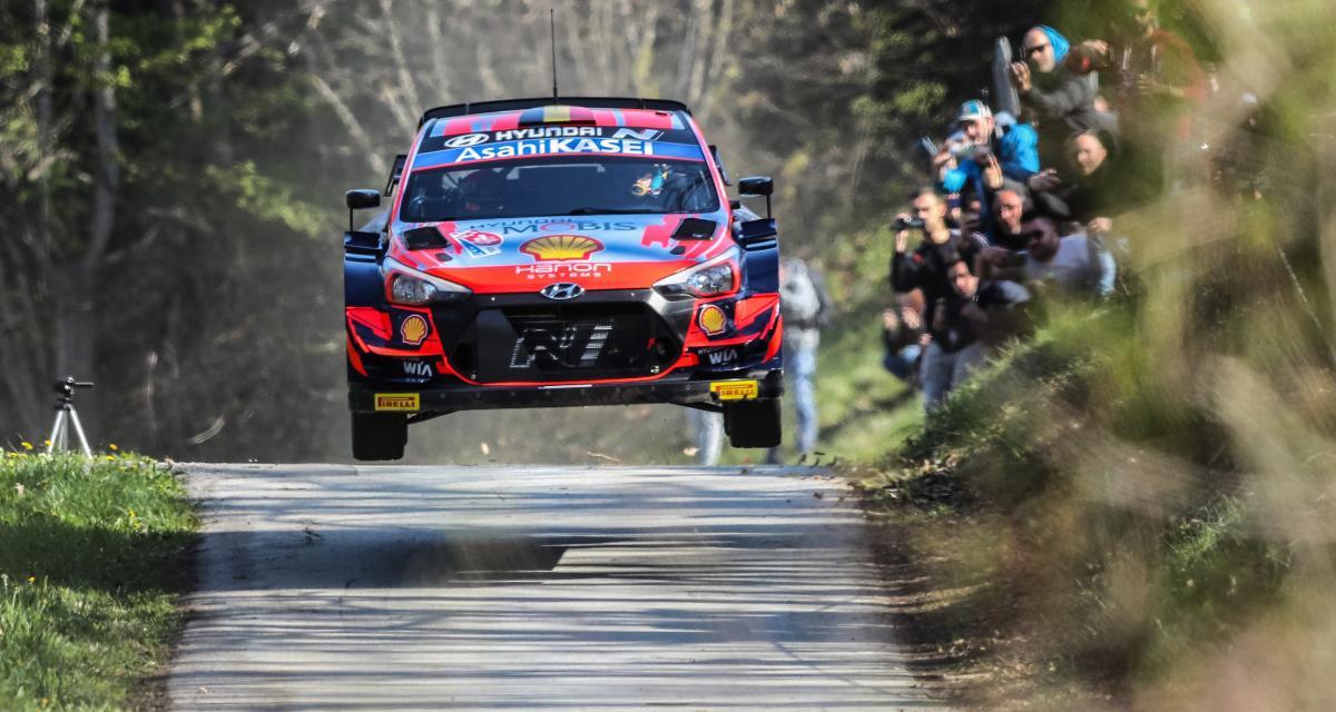 WRC, Rallye de Croatie 2021, : résultats, résumé et temps forts à l'issue de la première journée (vidéos)
