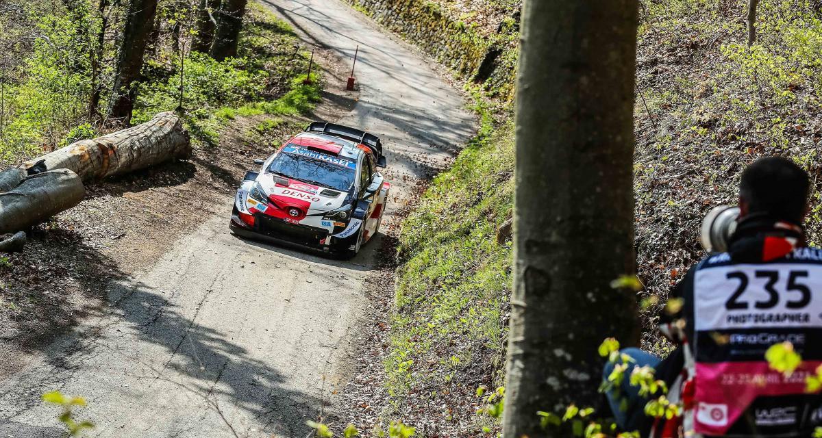 WRC, Rallye de Croatie 2021 : le classement complet après la 12e épreuve spéciale