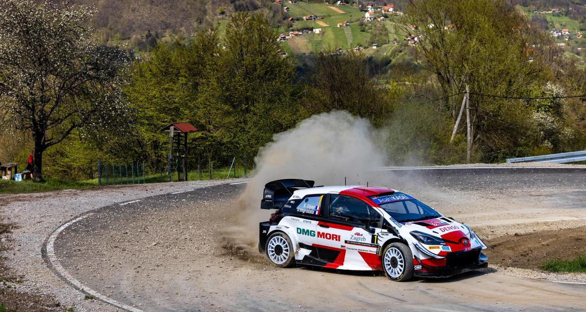 WRC, Rallye de Croatie 2021 : le classement général complet après la 16e épreuve spéciale de samedi
