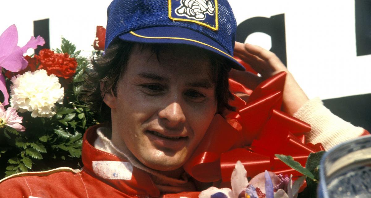 Il y a 39 ans… le dernier Grand Prix de Gilles Villeneuve