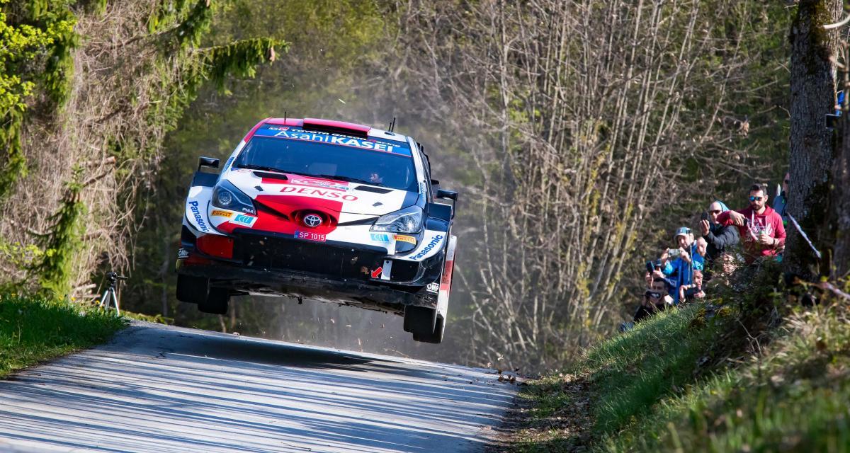 Rallye WRC de Croatie : le classement de l'ES18