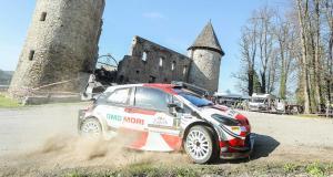 WRC, Rally de Croatie 2021 : l'accident d'Ogier pendant la liaison en vidéo