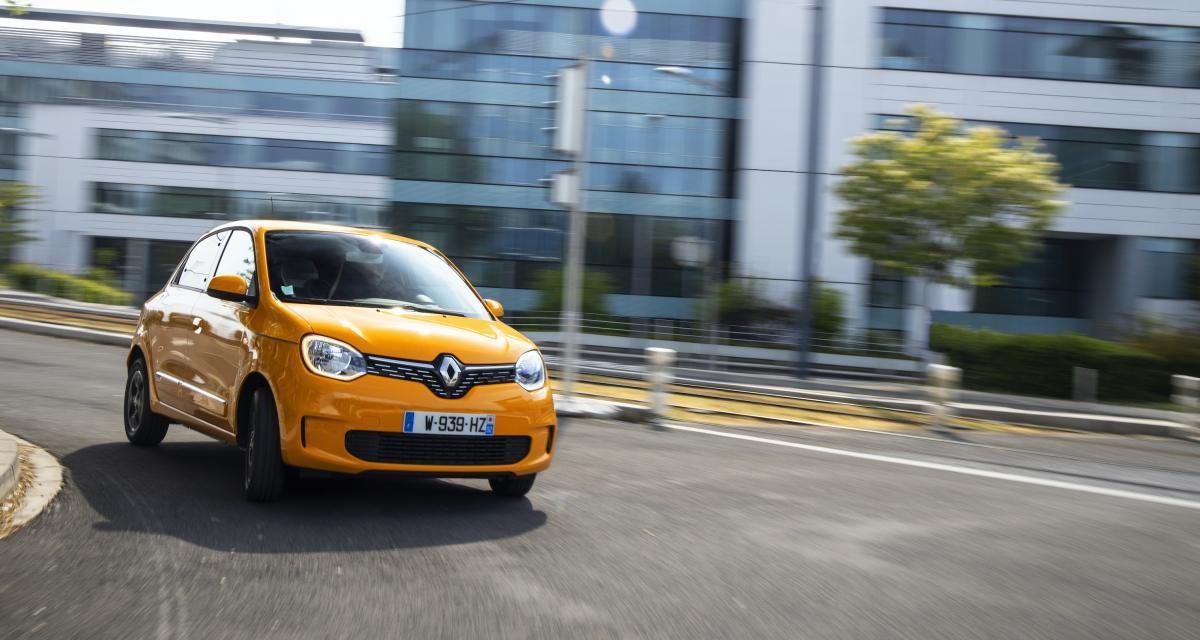 Renault Twingo III : combien d'exemplaires vendus en 2021 ?
