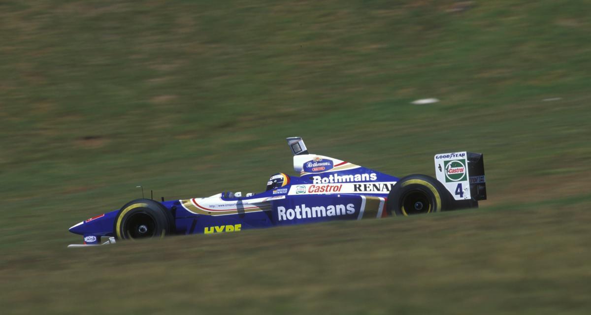 Il y a 24 ans… la 1ère victoire de Frentzen en F1