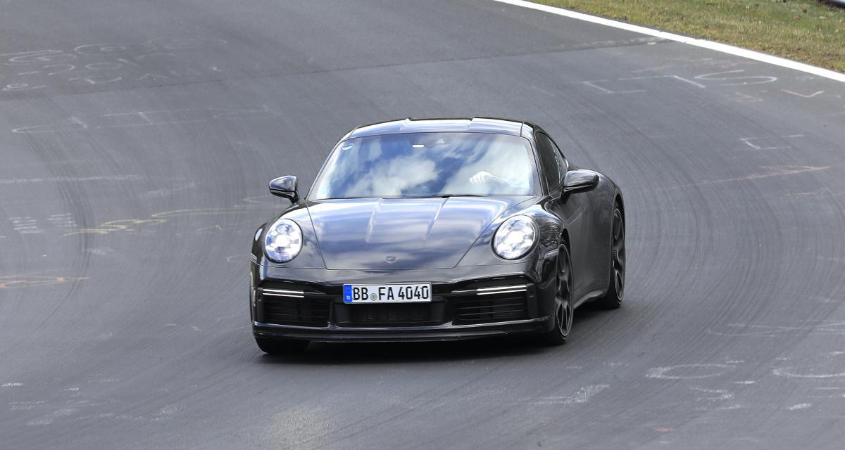Porsche prépare une nouvelle 911 Sport Classic !