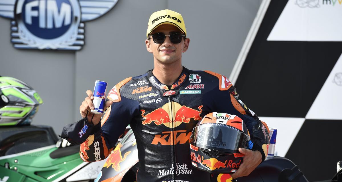 MotoGP : des nouvelles de Jorge Martin après son accident au Portugal