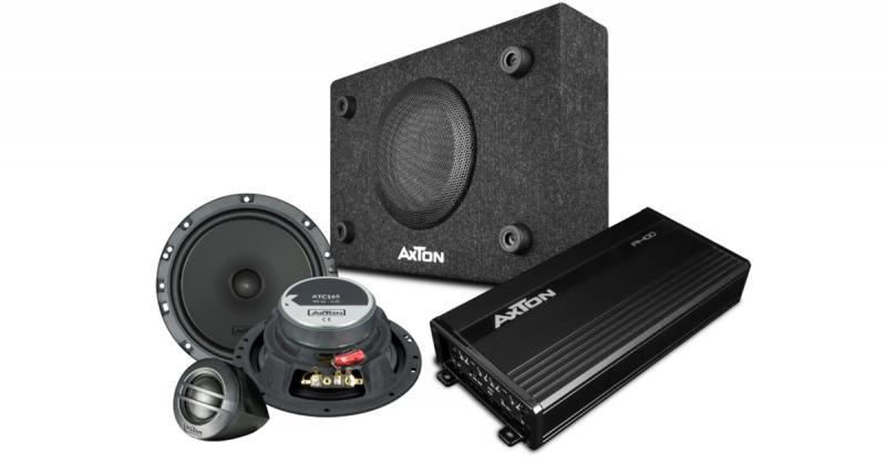 Axton commercialise des packs hi-fi à prix très attractif