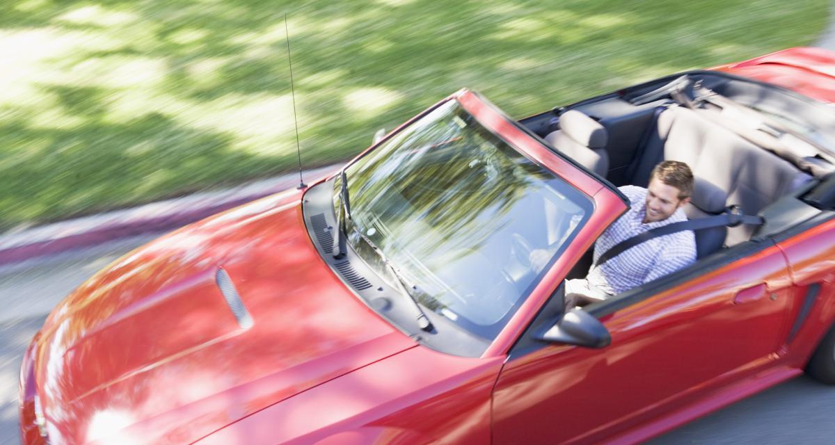 Le saviez-vous : les voitures cabriolets sont plus lourdes que les voitures normales