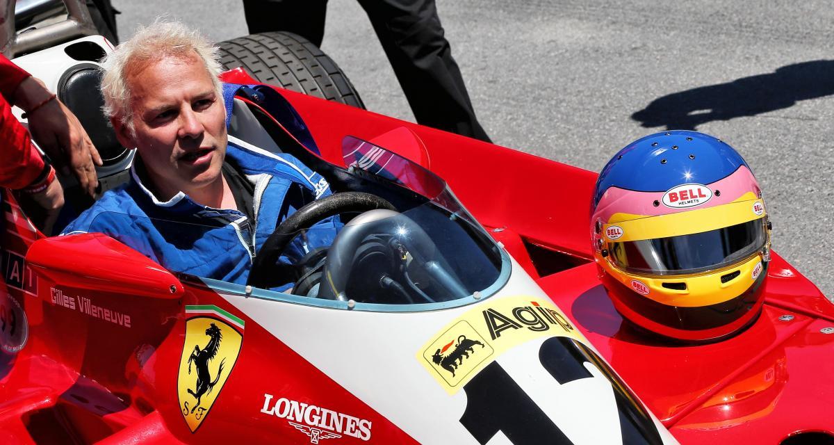 Il y a 25 ans... la première victoire de Jacques Villeneuve en F1