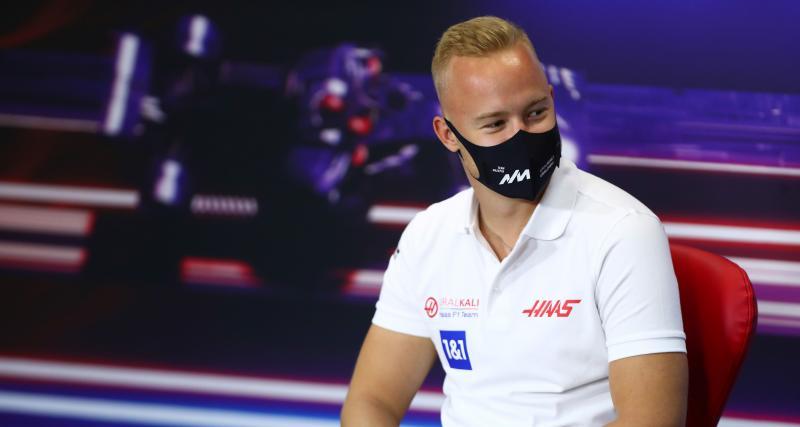 Haas F1 Team : Mazepin considère que Schumacher est avantagé par sa proximité avec la Scuderia Ferrari