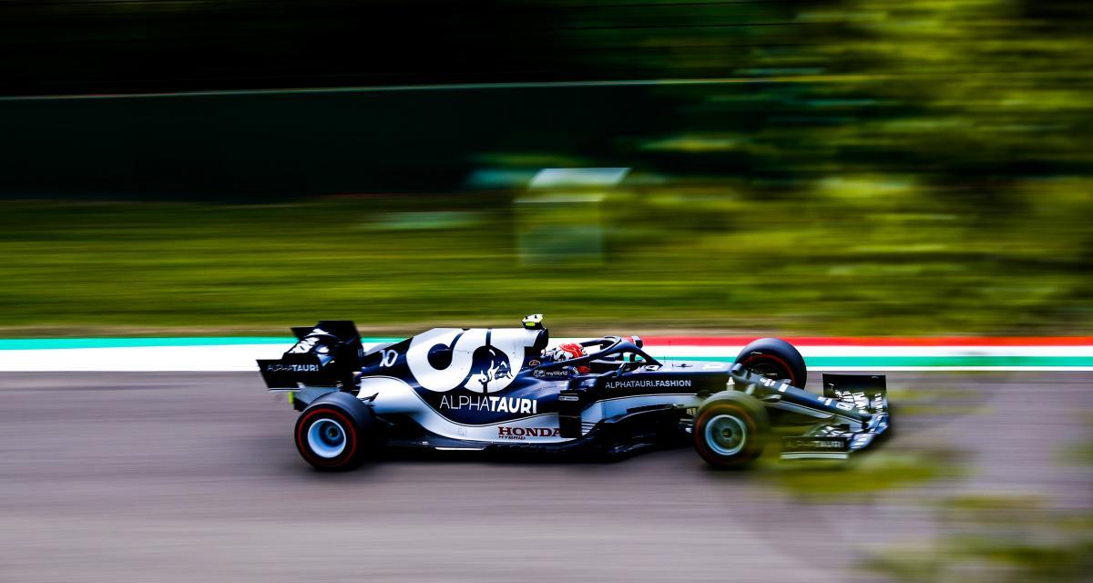 Scuderia AlphaTauri : l'équipe vise la 5e place du classement constructeurs