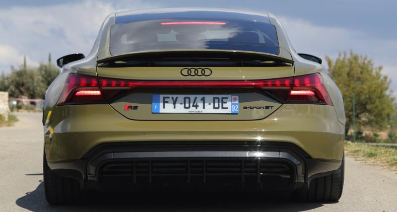 La plus puissante des Audi