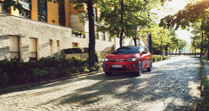 Nouvelle Volkswagen ID.4 GTX (2021) : l'électrique populaire peut aussi être sportif