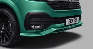 Volkswagen Transporter T6.1 : un nouveau kit carrosserie sportif pour l'utilitaire