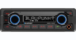 Blaupunkt commercialise un autoradio numérique avec DAB pour les utilitaires