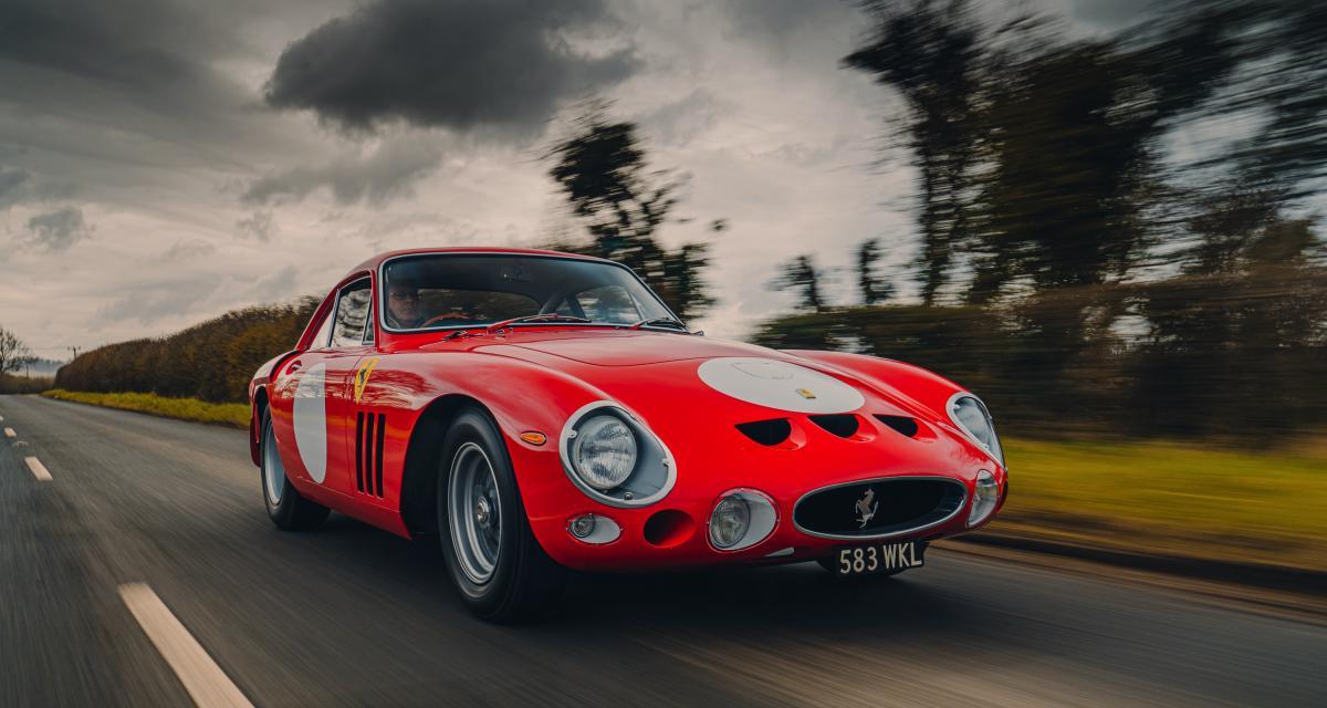 Ferrari 330 LMB project : une histoire de passion et de précision