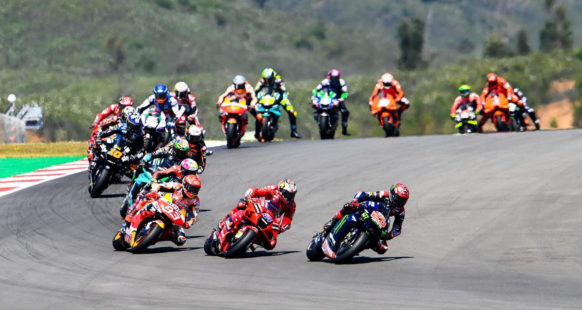 GP d'Espagne de MotoGP : les résultats des essais libres 1