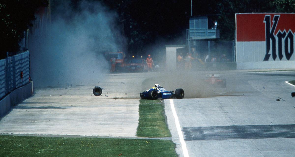 Il y a 27 ans... le cauchemar d'Imola
