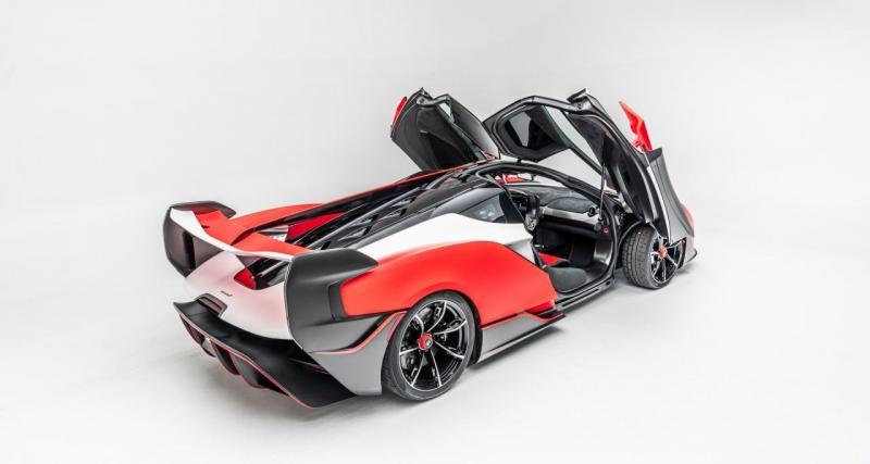 Le saviez-vous : la McLaren biplace la plus puissante au monde peut atteindre les 350 km/h