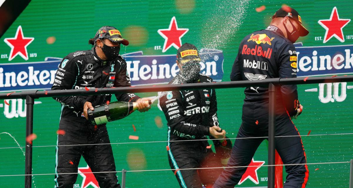 GP du Portugal de F1 : les résultats des essais libres 1